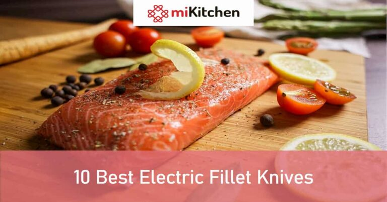 10 best electric fillet knife