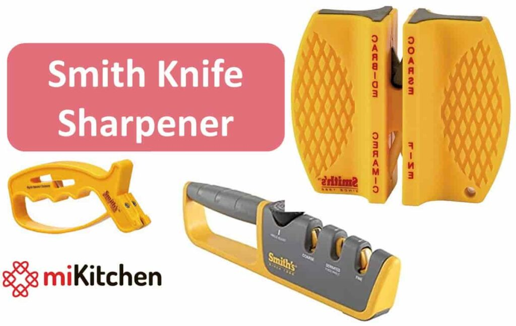 Smith Knife Sharpener Review