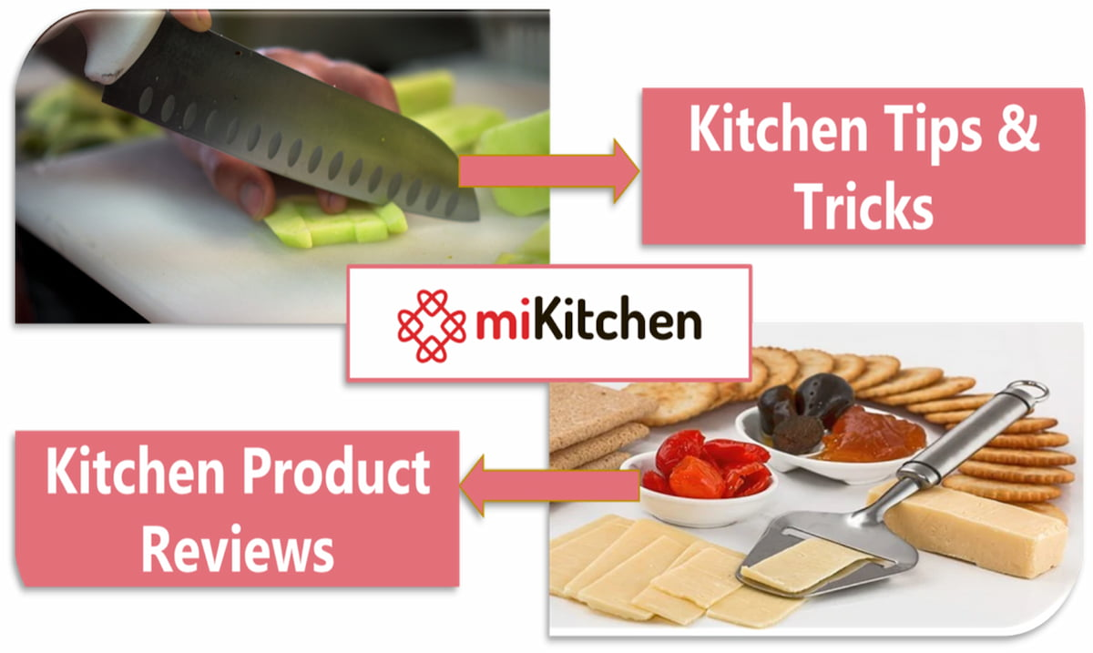 Kitchen Products Reviews & Kitchen Care Tips and Tricks