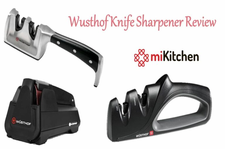Best Wusthof Electric Knife Sharpener Review